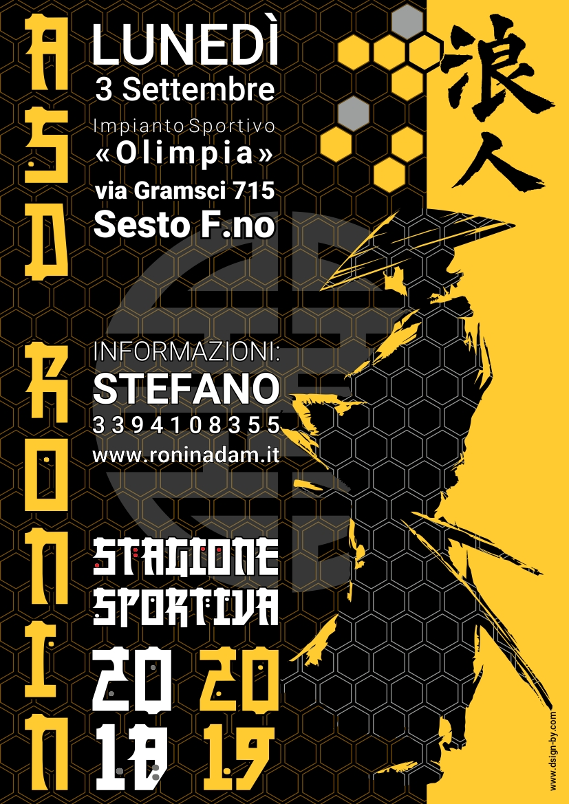 Ronin stagione 18-19
